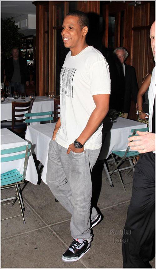 7baba6606e07 Jay-Z Already Got the Black Cement Retro Jordan 3 s