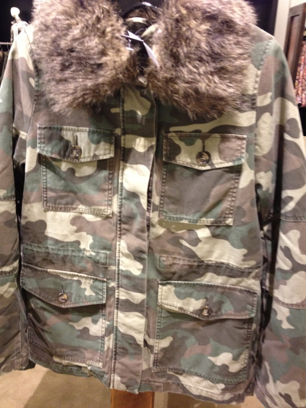 TopShop at Nordstrom-Camo Coat-Fall2012-streetzblog.com