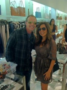 streetzblog.com at #Fashion's Night Out at Michael Kors in Honolulu
