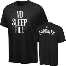 No Sleep Till Brooklyn T-Streetzblog.com