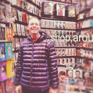 Streetzblog.com at their favorite Fashion Magazine store