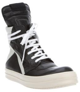 Rick Owens $1210 Sneakers Revone