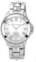 Vince Camuto Silver Stud Watch