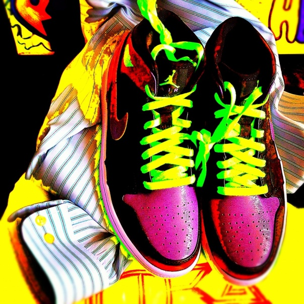 My Easter Kicks-March 31, 2013