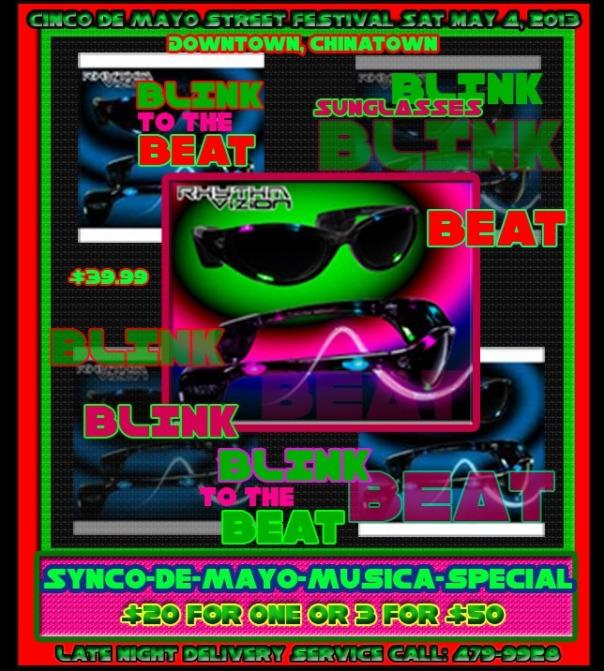 BlinkToTheBeatSunglasses-Streetzblog.com
