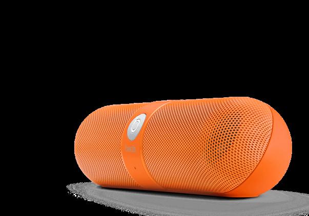 Beats-Pill-Neon Orange-streetzblog