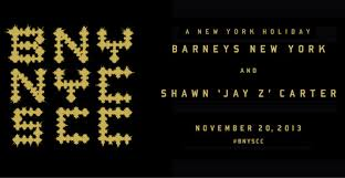 A new York Holiday at Barneys