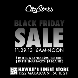 Citystars Black Friday