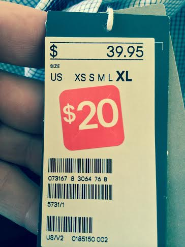 $20Tag at H&M-streetzblog