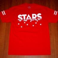 CityStars Falling Falling Stars Red