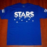 CityStars Falling Stars Royal Blue