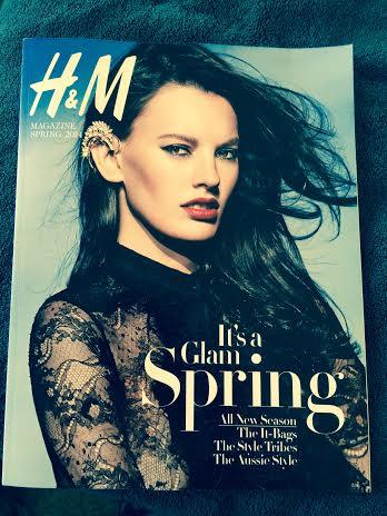 H&M Mag cover Shot-Streetzblog