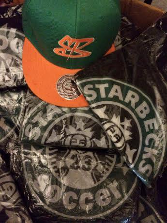 Starbecks Shirts designed by DJ Sniper Wells
