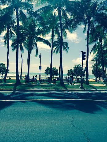 Waikiki March 2014