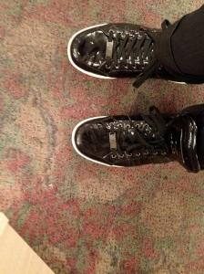 Streetzblog in Black and White Soled JUMP Kicks