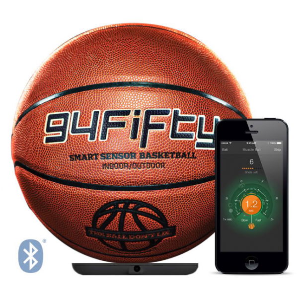 94fifty-Basketball and App