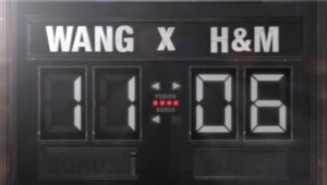 Alexander Wang x H&M November 6, 2014
