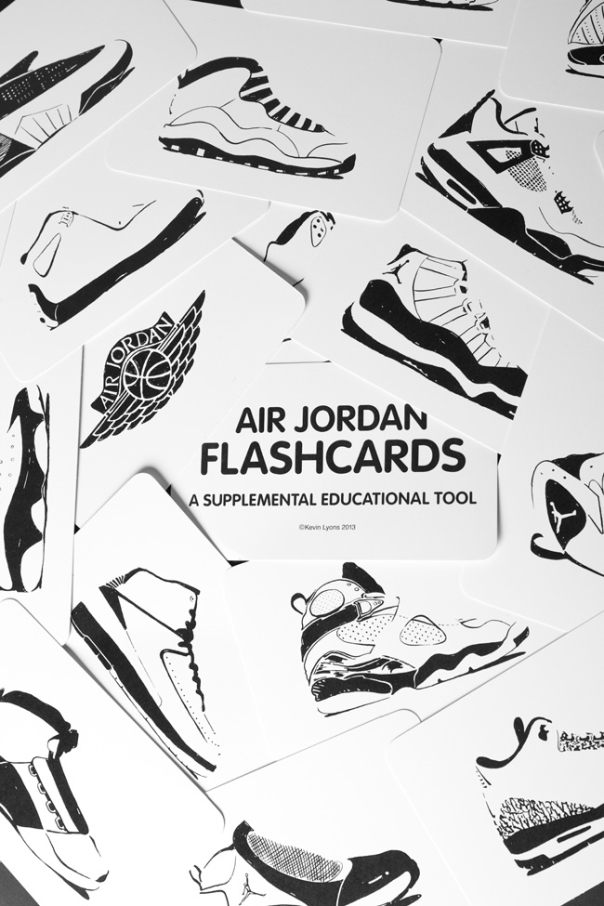 Jordan Flash Cards