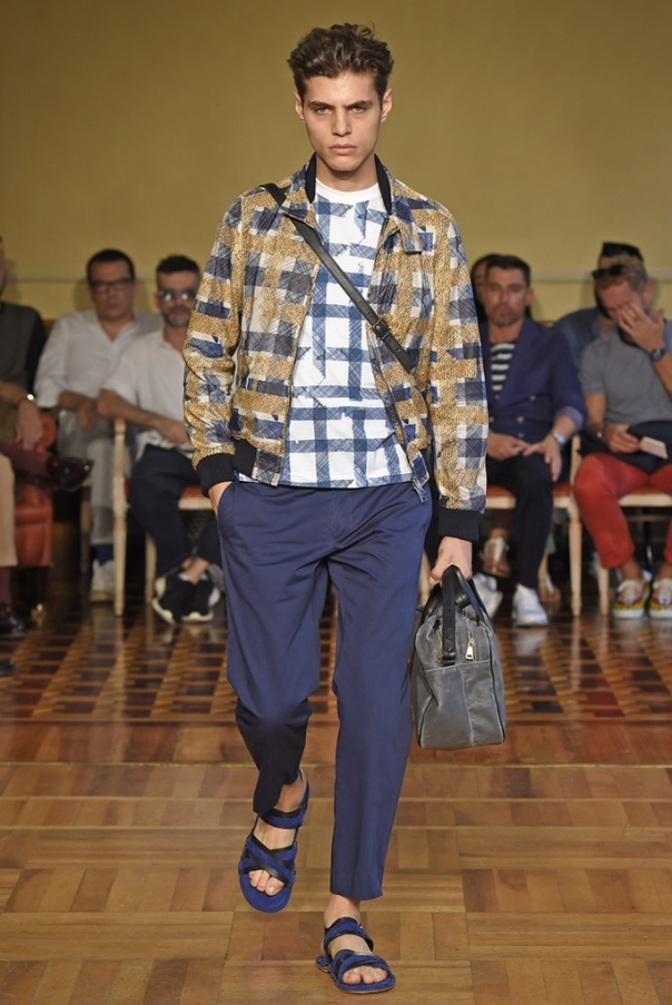 Milan Men's Trends-Spring 2015