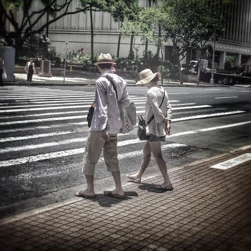 DownTown-ChinaTown-Oahu June 2014