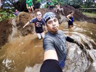 Muddy Selfie