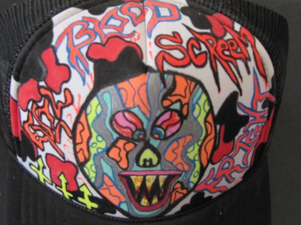 Camo x Sniper Wells original snapback-streetzblog.com