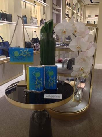 A very new Picture of the Jimmy Choo Boutique in Waikiki. September 2014