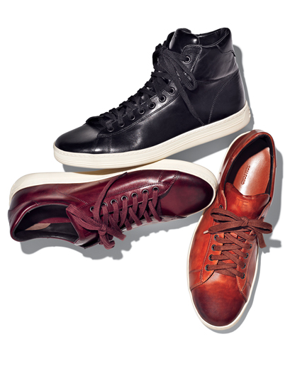 Tom Ford Sneakers Fall 2014. Picture Courtesy of GQ.com