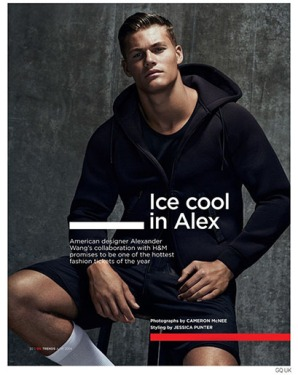 Ice Cool in Alex and H&M