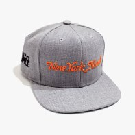 Sweet Grey Hat-Black Apple x NY Knicks