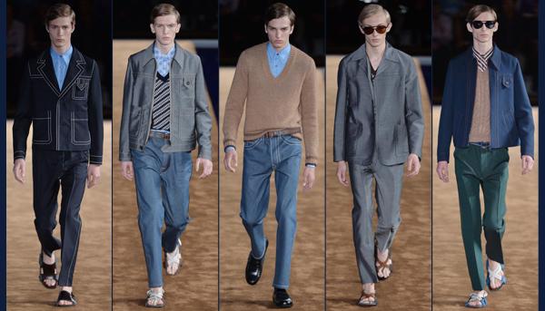 Prada Spring Trends 2015