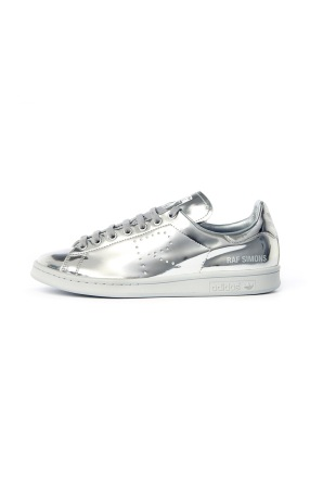 Raf Simons x Adidas Spring 2016-Silver Metallic