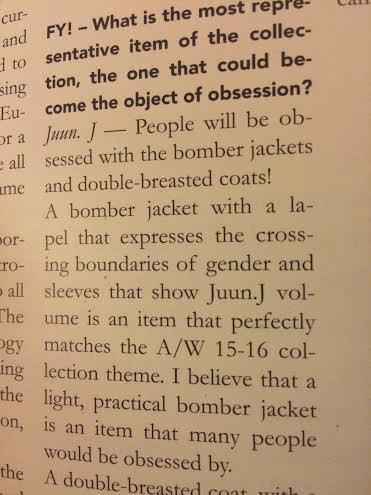 bomber from magazine