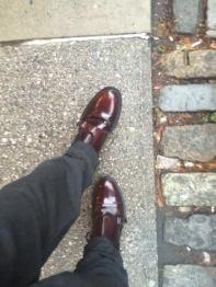 My Fresh, New Kicks on the Streetz of Lexington Ave. NYC