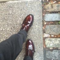 My Fresh, New Kicks on the Streetz of Lexington Ave. NYC