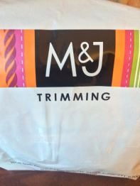 M&J Trimming-Very Fun accruement store in NYC