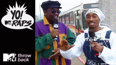Fab 5 Freddie with Tupac