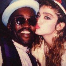 Fab 5 Freddy and Madonna