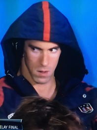 Phelps in the Zone