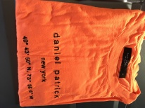 DP Hot Orange Tee