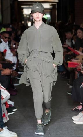 Pants Shorts Olive