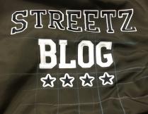 Streetzblog.com Bomber Jacket 2017