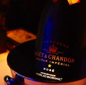 Special PSNY Champagne