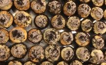 Oreo Cookie Cupcakes