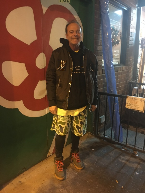 NYC Dec 2017 Near Soho