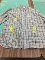 AHOLA Shirt Front