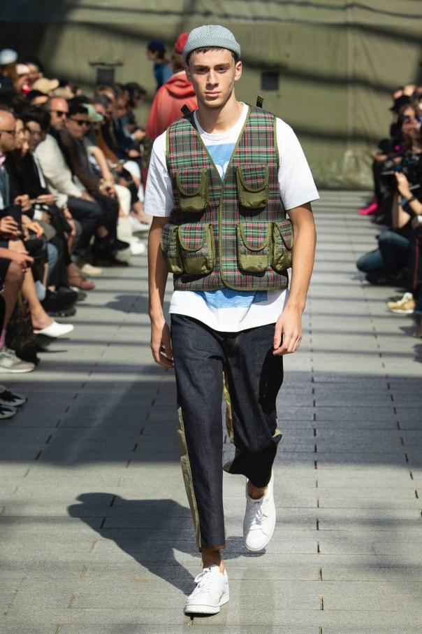Junya Watanabe Bag Man 2