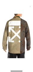 Off-White Military Trend