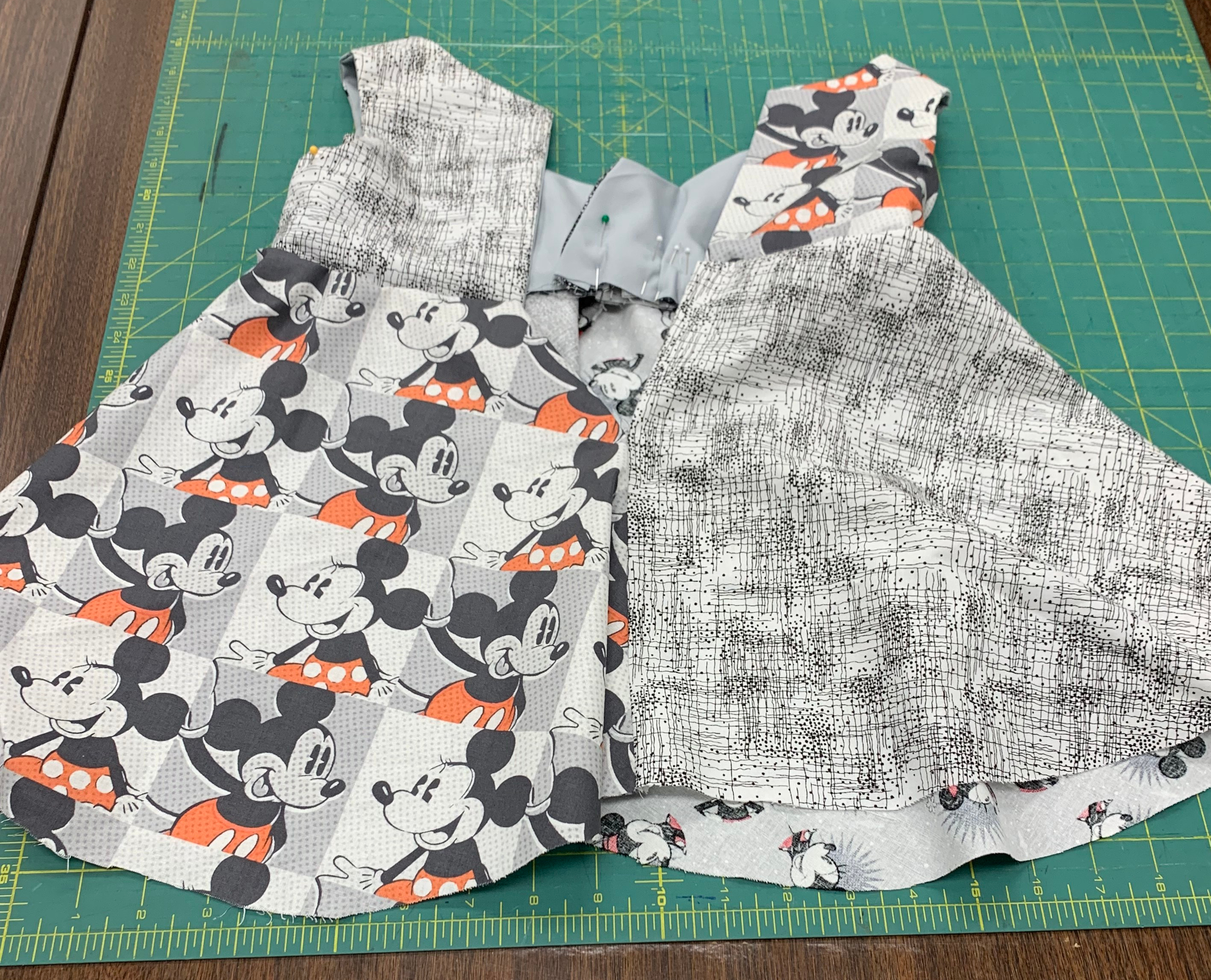 Quad Children's Dress Apirl 2019-A Streetzblog Original