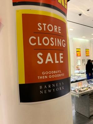 Barneys Big Sale